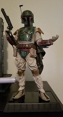 Boba Fett Gentle Giant Star Wars Return of the Jedi Limited Edition Statue