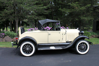 1980 Other Makes  1980 Shay Model A roadster