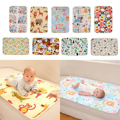Baby Infant Bedding Cover Diaper Changing Pad Newborn Nappy Mat Waterproof