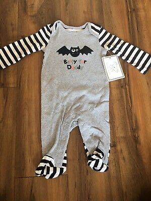 ac2b38d36 NWT GYMBOREE BEAR Striped Footed Sleeper Unisex Baby Boy Girl ...