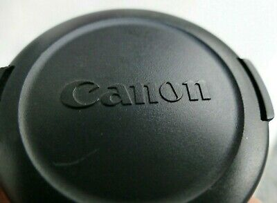 Canon E-58 Front Lens Cap 58mm for 18-55mm IS 28-80mm EF Worldwide