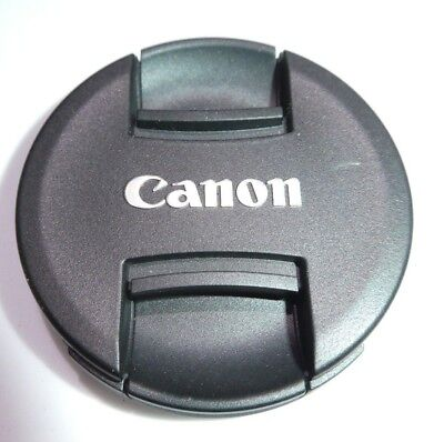 Canon E-58 II 58mm Lens Front Cap for 18-55mm f3.5-5.6 IS zoom Genuine EOM