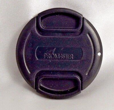 Promaster 52mm Camera Snap-on Plastic Front Lens Cap - China for 50mm f2.8 macro