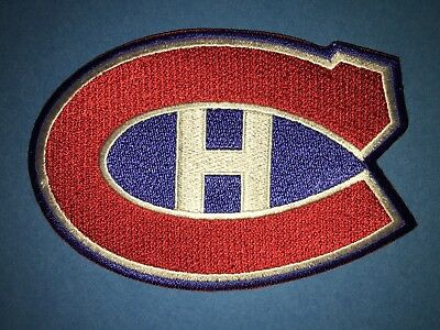 Rare Montreal Canadiens Hockey Hipster Jacket Backpack Hat Cap Patch Crest C