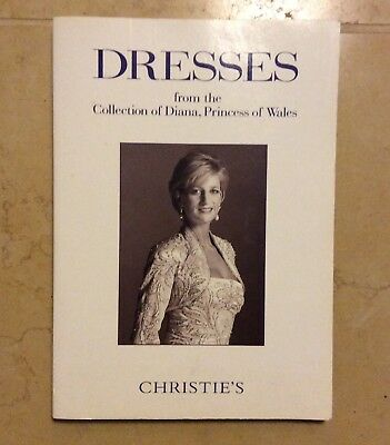 Collector's Princess Diana - Christie's Auction Dresses Soft Cover Catalog