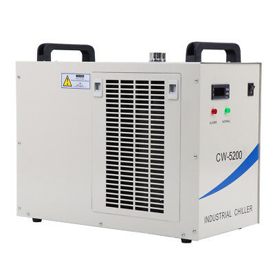 Industrial Water Chiller Cooler for Laser Engraver Engraving Machine CW 5200 6L