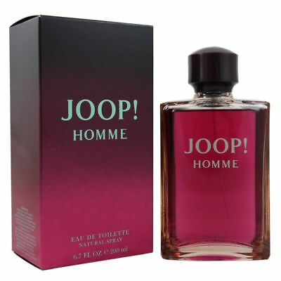 Joop Homme 200 ml Eau de Toilette Spray EDT