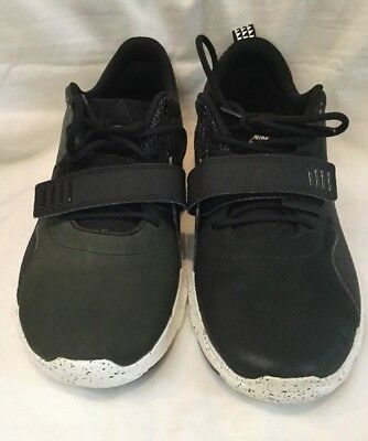 free shipping a4822 c674c Nike SB Trainerendor Black   White Suede Fabric UK Size 7 Skate Shoe Brand  New