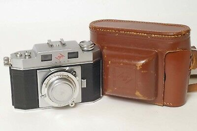 F73015~ *MINT-* Agfa Karat IV Camera – RF Issue – Please Read – Germany