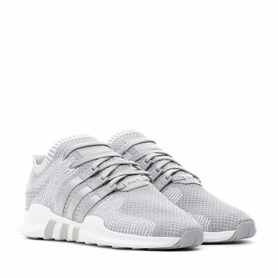 Adidas Mens EQT Support ADV PK Trainers Grey White (BY9392)