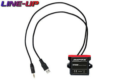 AMPIRE A2DP Bluetooth Nachrüstung Receiver AUX 3,5 Klinke USB Adapter Radio BTR