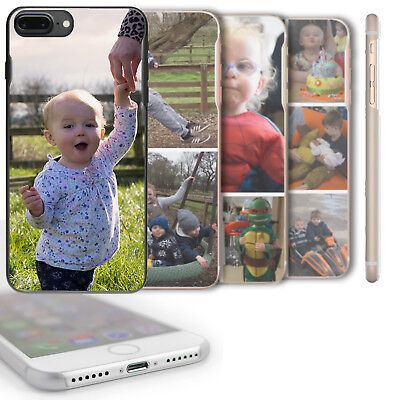 Personalised Photo Phone Case S9, S8, S7, A8, J3 Case Hard Cover For Samsung