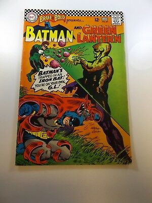 Brave And The Bold #69 VG+ condition Huge auction going on now!