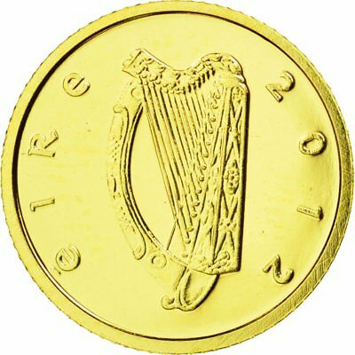 [#445583] IRELAND REPUBLIC, 20 Euro, 2012, MS(65-70), Gold, KM:73