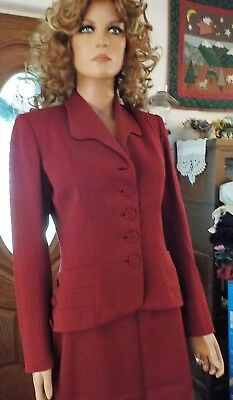 Vintage National Suit And Coat Industry Recovery Board Women's Jacket Suit 1940