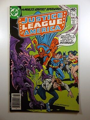 """Justice League of America #175 """"But Can an Android Dream!"""" Sharp VF- Condition!!"""