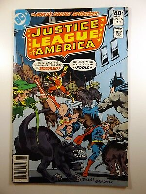"""Justice League of America #174 """"A Plague of Monsters!"""" Sharp VF- Condition!!"""