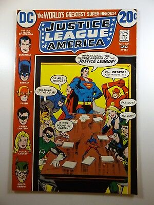 """Justice League of America #105 """"Spectre In The Shadows!"""" Sharp VG+ Condition!!"""