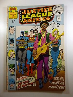 """Justice League of America #95 """"Private War of Johnny Dune!"""" Solid VG+ Condition!"""