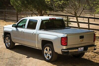 Pace Edwards Switchblade Retractable Tonneau Cover 19 Silverado Sierra 1500 5'8""
