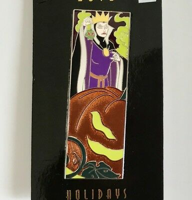 WDI Disney Halloween Trading Pin - Evil Queen from Snow White - LE 250