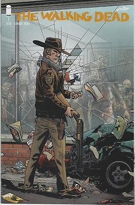 THE WALKING DEAD 1 2018 15th ANNIVERSARY VARIANT NM