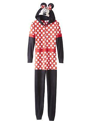 1eee08a27 RED UNION SUIT Sleeper Pajamas with Funny Rear Flap