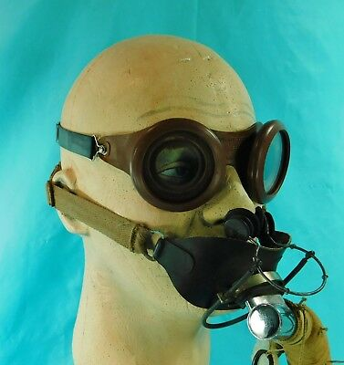 WW 2, British Diving Goggles