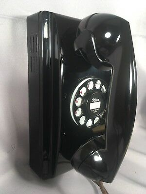 Western Electric 354 Antique Vintage Wall Telephone   8/51 NOS