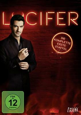 Lucifer - Die komplette 1. Staffel  [3 DVDs]