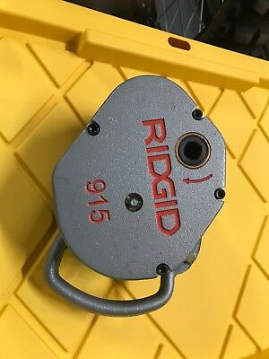 RIDGID 88232 Roll Groover, Model 915, 2-6 In