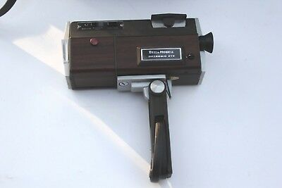 Bell And Howell Super 8 Movie Camera Model 440