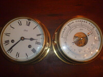 Schatz Barometer And Clock Germany