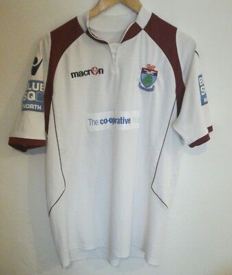 Colwyn Bay FC Non League Football Away Shirt Jersey Top Extra Large Players XL