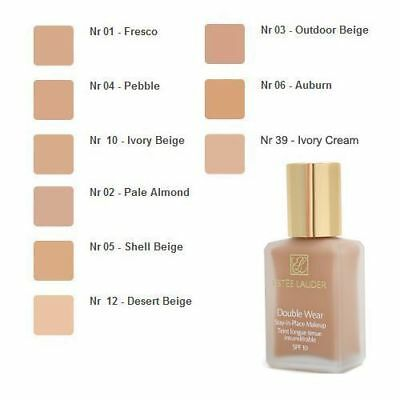 Estee Lauder Double Wear Foundation 1ml Sample Pls Choose Shade