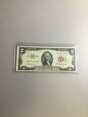 Star Note, $2.00