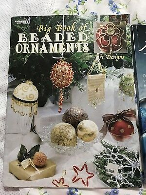 Big Book Of Beaded Ornaments -60 Pages
