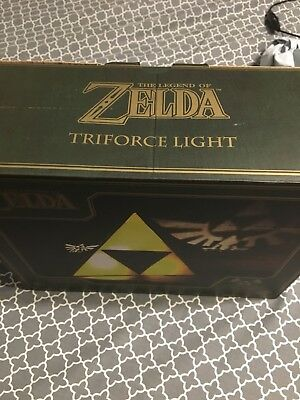 The Legend Of Zelda: Triforce Projection Lamp Light