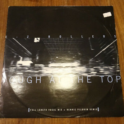 E-Z Rollers – Tough At The Top (Remixes Pt. 2) Drum & Bass SHADOW 120 R2