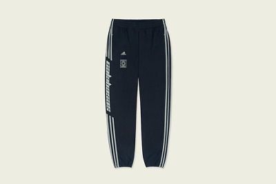 ADIDAS YEEZY DY0572 Calabasas Track Pants Luna Wolves SIZE EXTRA SMALL XS