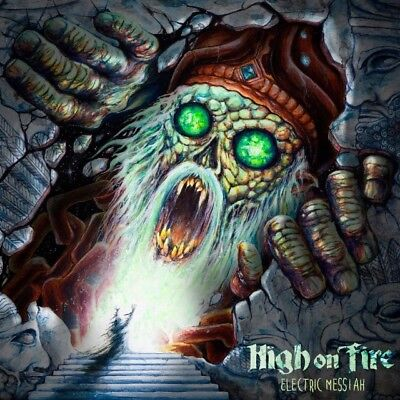 HIGH ON FIRE - Electric Messiah  (LP VINYL) New & Sealed