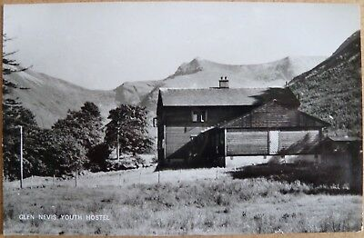 RP Postcard of Glen Nevis Youth Hostel, Inverness-shire.