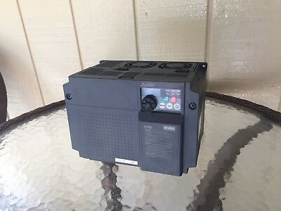 Mitsubishi Electric Variable Speed Drive/Inverter Model FR-D720