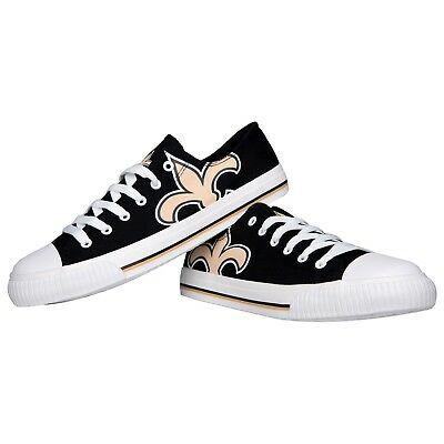 32045bbc CHICAGO BEARS BIG Logo Low Top Sneakers Team Color Shoes US Men's ...