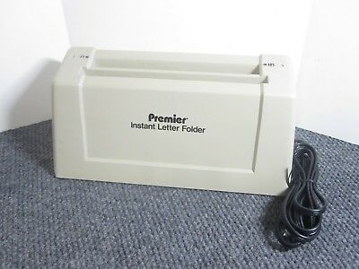 Martin Yale Premier Instant Letter Folder Machine 1400 (no dejamming handle)