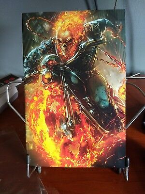 Cosmic Ghost Rider #4 (Of 5) Maxx Lim Marvel Battle Lines Variant Cover Oct 2018