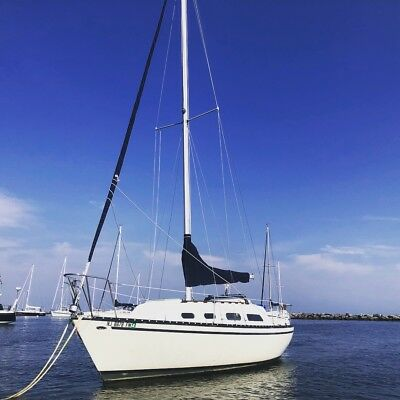 1977 Hunter 27' Sailboat - very good condition, New Jersey