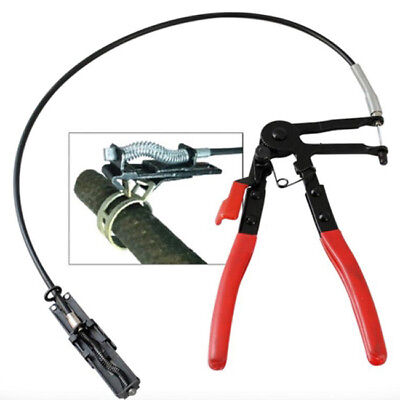 Flexible Wire Long Reach Hose Clamp Pliers For Fuel Oil Water Hose Tool Jian