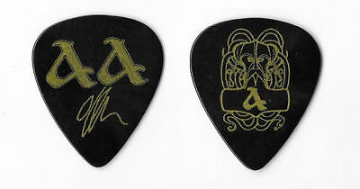 Amon Amarth gold on black Guitar Pick