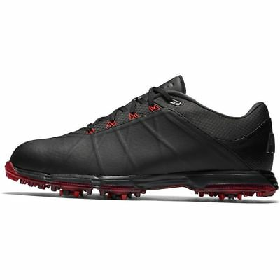 912da52696 NEW Nike Men's Lunar Fire Wide Golf Shoes- Black/Anthracite/University Red